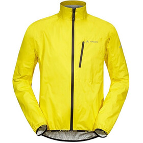 VAUDE M's Drop Jacket III Herr canary